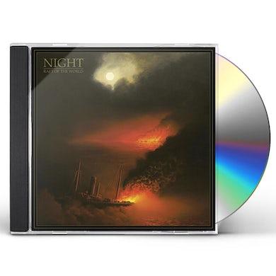 Night RAFT OF THE WORLD CD