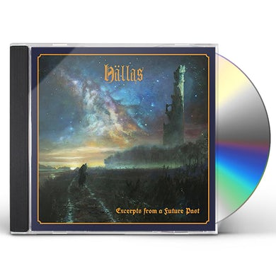 HALLAS EXCERPTS FROM A FUTURE PAST CD