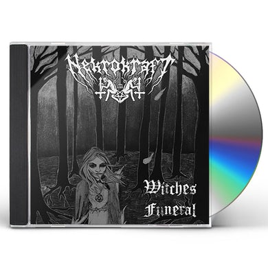 NEKROKRAFT WITCHES FUNERAL CD