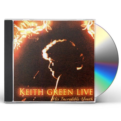 Keith Green LIVE CD