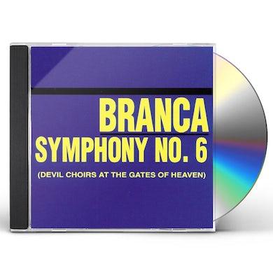 Glenn Branca SYMPHONY 6 CD