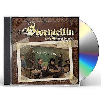 Discreet Da Chosen 1 STORYTELLIN WITH DISCREET FRIENDS CD