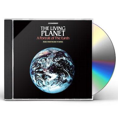 Elizabeth Parker LIVING PLANET / Original Soundtrack CD
