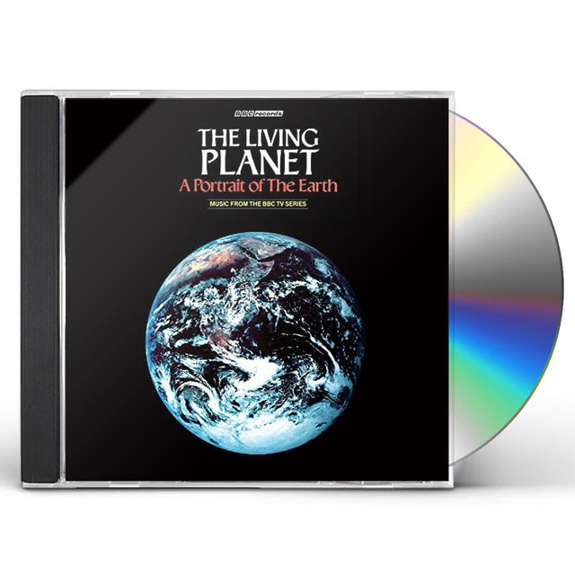 Elizabeth Parker LIVING PLANET / Original Soundtrack CD