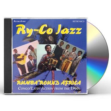 Ry-Co Jazz RUMBA ROUND AFRICA CD
