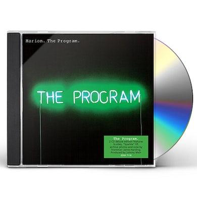Marion PROGRAM CD