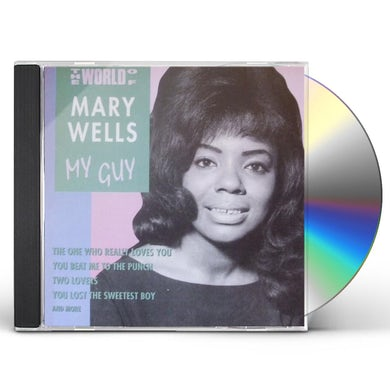 Mary Wells MY GUY CD