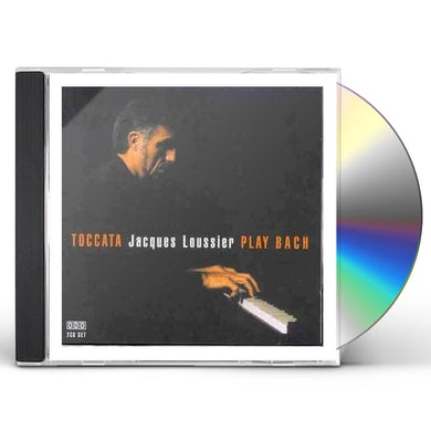 Jacques Loussier TOCCATA CD