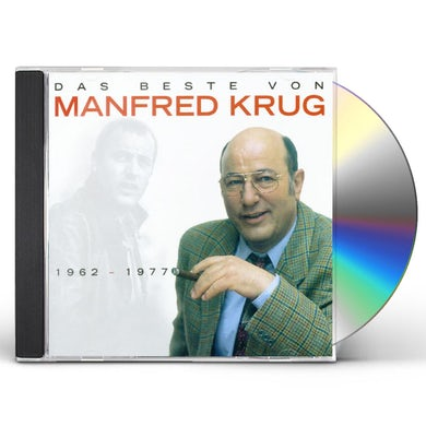 EVER GREENS DAS BESTE VON MANFRED KRUG CD