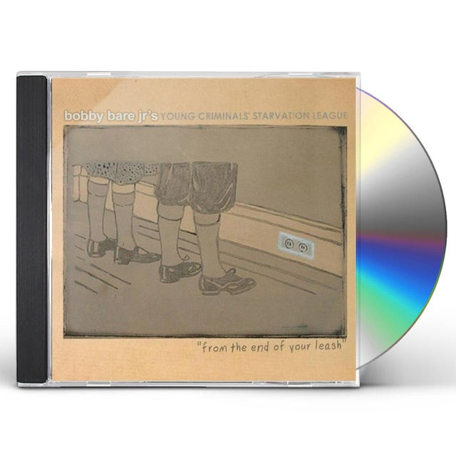 Bobby Jr Bare FROM THE END OF YOUR LEASH CD