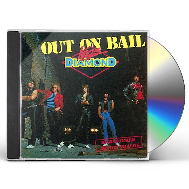 Legs Diamond OUT ON BAIL CD