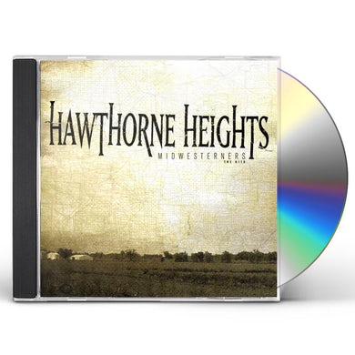 Hawthorne Heights MIDWESTERNERS CD