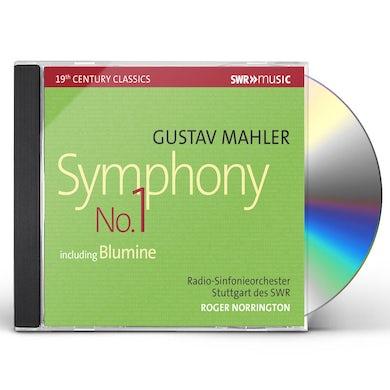 Gustav Mahler SYMPHONY 1 CD