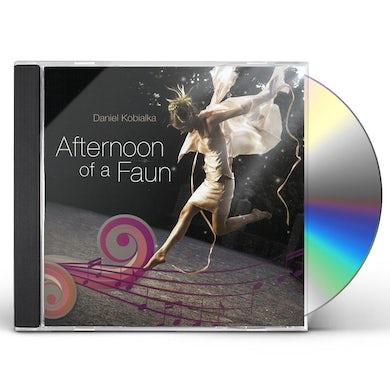 Daniel Kobialka AFTERNOON OF A FAUN CD
