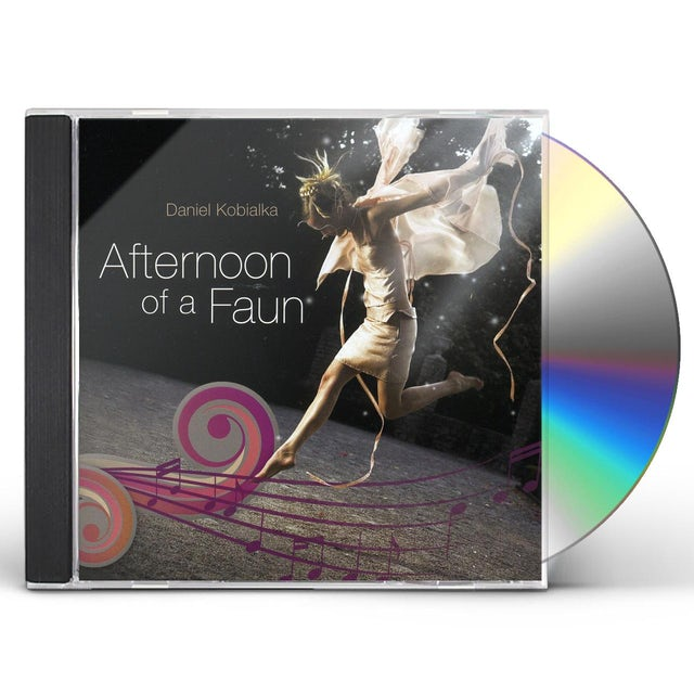 Daniel Kobialka AFTERNOON OF A FAUN CD