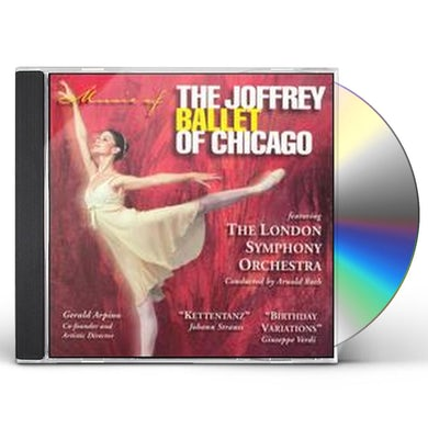 London Symphony Orchestra MUSIC OF THE JOFFREY BALLET OF CHICAGO CD
