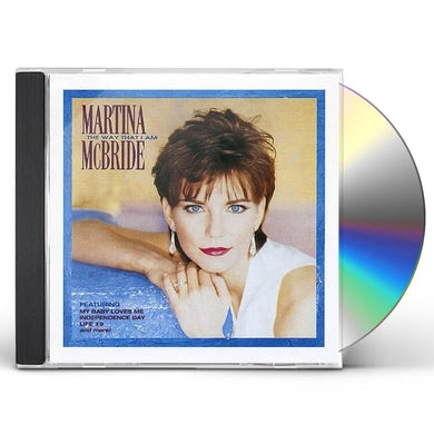 Martina Mcbride WAY I AM CD
