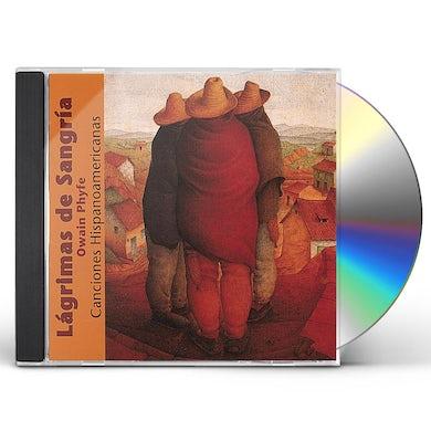 Owain Phyfe LAGRIMAS DE SANGRIA CD