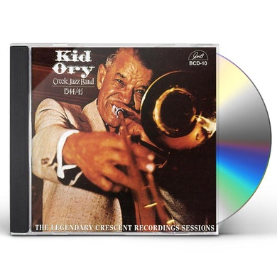 Kid Ory LEGENDARY 1944-45 CRESCENT RECORDS CD
