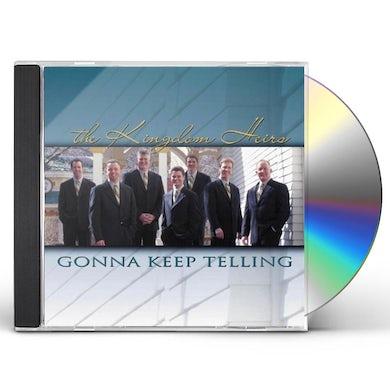 Kingdom Heirs GONNA KEEP TALKING CD