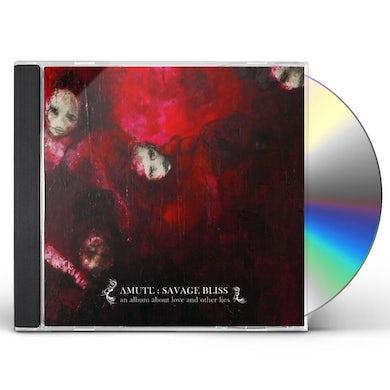 Amute SAVAGE BLISS CD