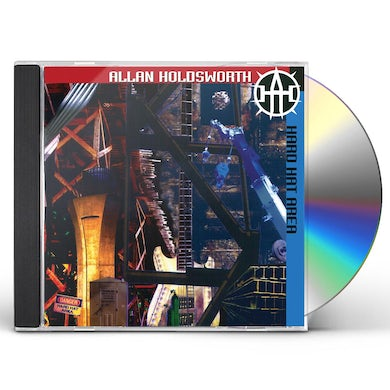 Allan Holdsworth HARD HAT AREA CD