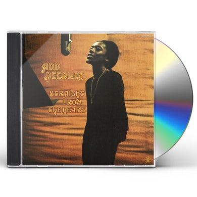 Ann Peebles STRAIGHT FROM THE HEART CD