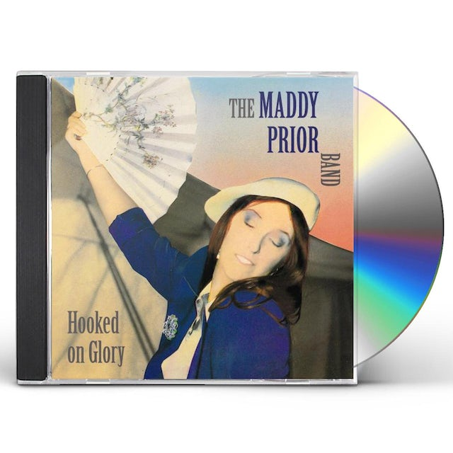 Maddy Prior HOOKED ON GLORY CD