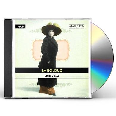 L'INTEGRALE DE LA BOLDUC CD