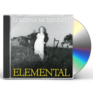 Loreena Mckennitt ELEMENTAL CD
