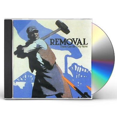 Removal THERE CAN BE ONLY NONE CD