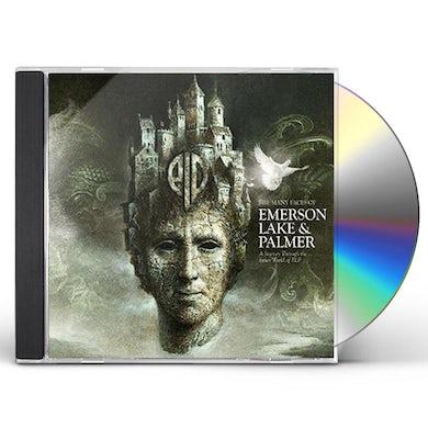 Emerson, Lake & Palmer MANY FACES OF EMERSON LAKE & P CD