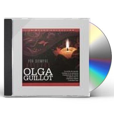 Olga Guillot POR SIEMPRE BOLEROS CD