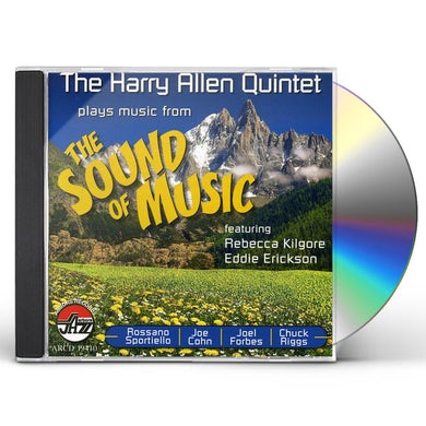 Harry Allen MUSIC FROM THE SOUND OF MUSIC CD
