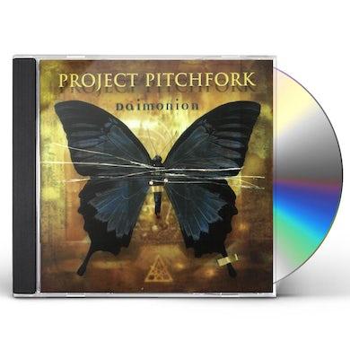Project Pitchfork DAIMONION CD
