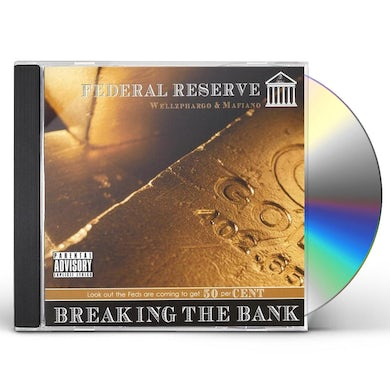 Federal Reserve BREAKING THE BANK CD