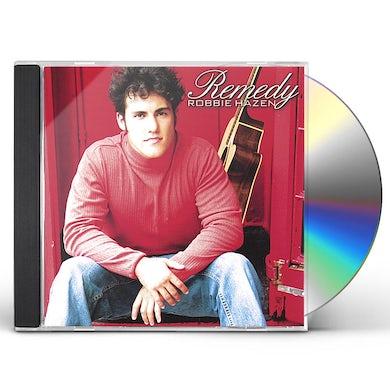 Robbie Hazen REMEDY CD