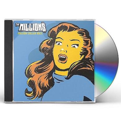 Millions MILLION DOLLAR ROCK CD
