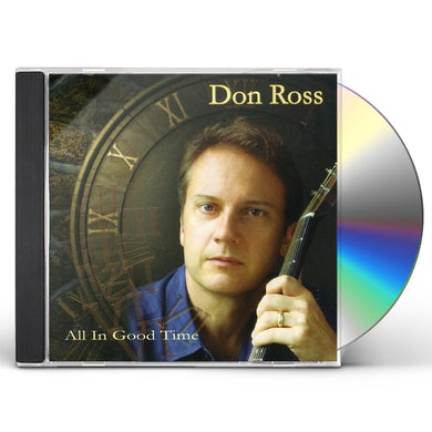 Don Ross ALL IN GOOD TIME CD