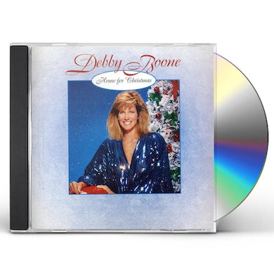 Debby Boone HOME FOR CHRISTMAS CD