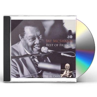 Jay McShann BEST OF FRIENDS CD