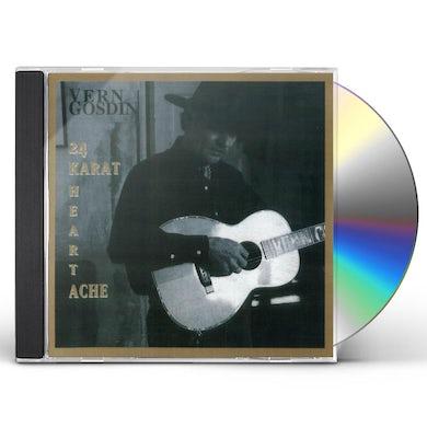 Vern Gosdin 24 KARAT HEADACHE CD