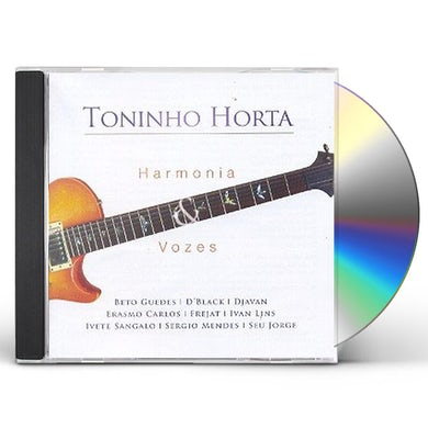 Toninho Horta HARMONIA & VOZES CD