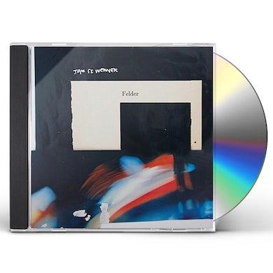 Jan St. Werner FELDER CD
