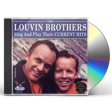 Louvin Brothers SING & PLAY THEIR CURRENT CD
