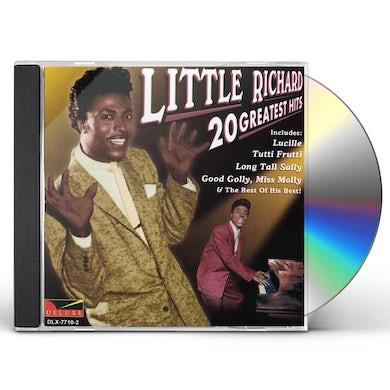 Little Richard  20 GREATEST HITS CD