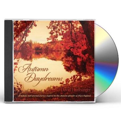 David Huntsinger AUTUMN DAYDREAMS CD