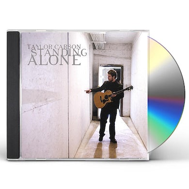 Taylor Carson STANDING ALONE CD