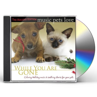 Bradley Joseph MUSIC PETS LOVE: THE HOLIDAY EDITION (WHILE YOU AR CD