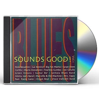 Sounds Good BLUES VOL. 1 CD